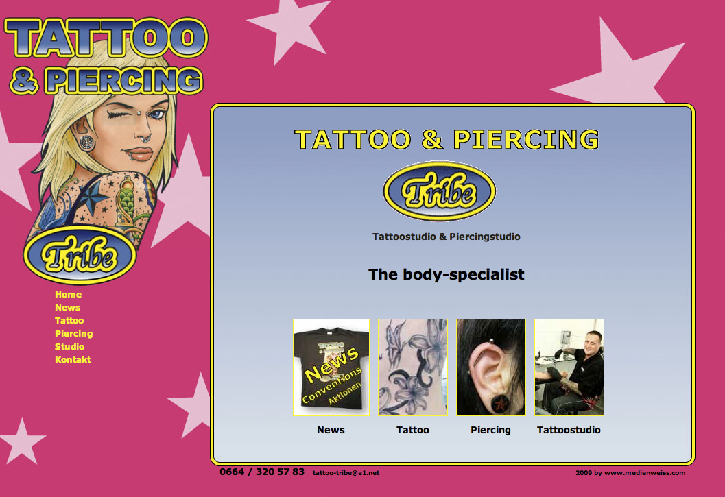 Tattoo & Piercing TRIBE