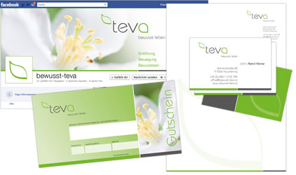 Corporate Design teva